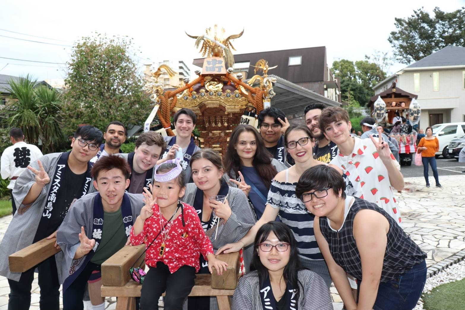 烏山神社例大祭2019